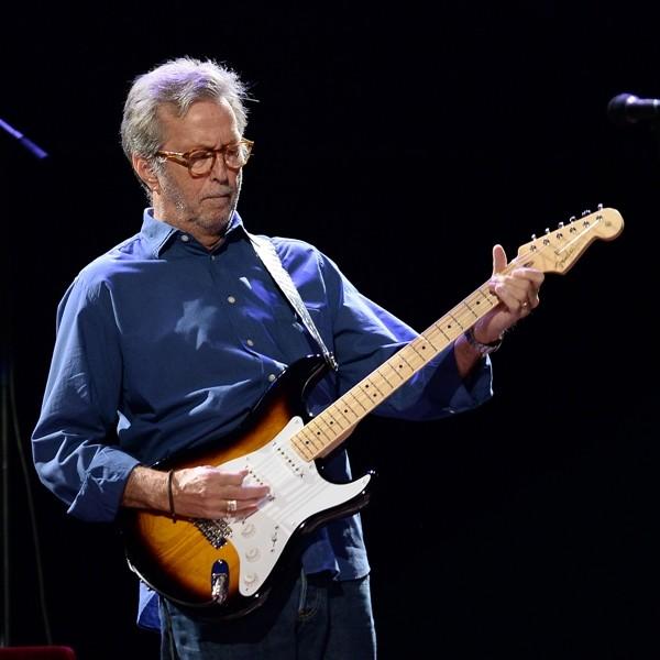 Eric Clapton: Live at the Royal Albert Hall: Slowhand at 70