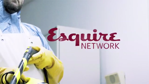 Esquire Network Spotless