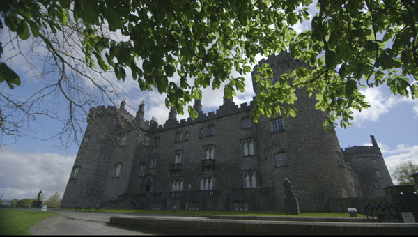 Tales of Irish Castles: Kilkenny Castle