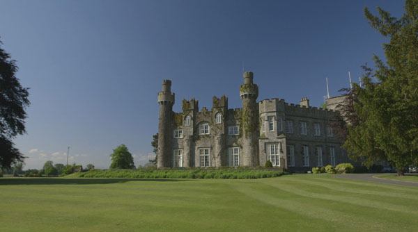 Tales of Irish Castles: Luttrellstown Castle