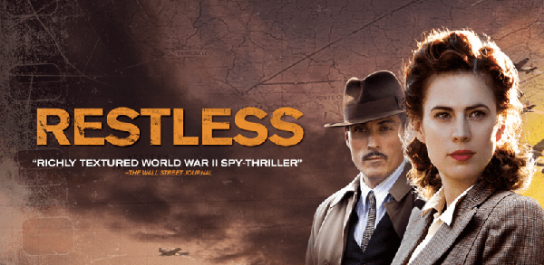 Restless starring Hayley Atwell, Michelle Dockery, Rufus Sewell