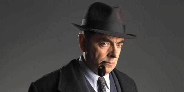 Rowan Atkinson Begins Filming New 'Maigret' Drama