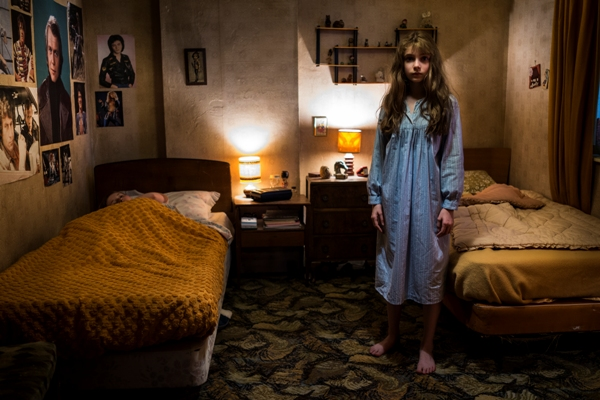 The Enfield Haunting: Eleanor Worthington-Cox as Janet Hodgson