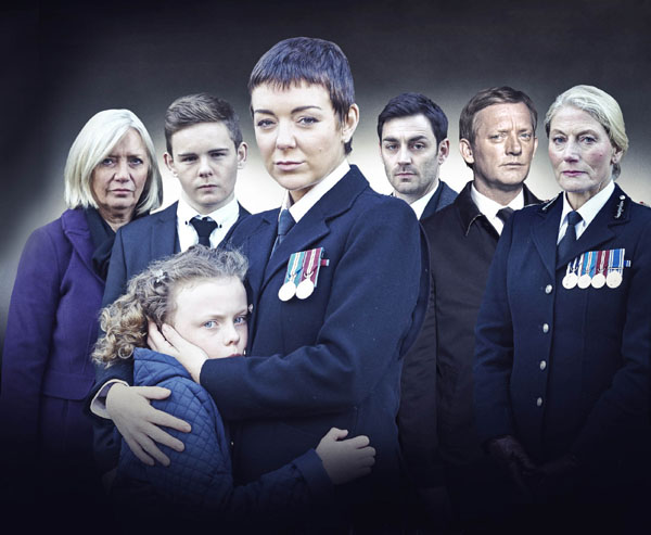 Black Work: Sheridan Smith Crime Drama/Mystery Debuts in the