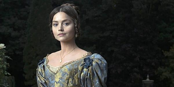 Jenna Coleman as Queen Victoria ITV