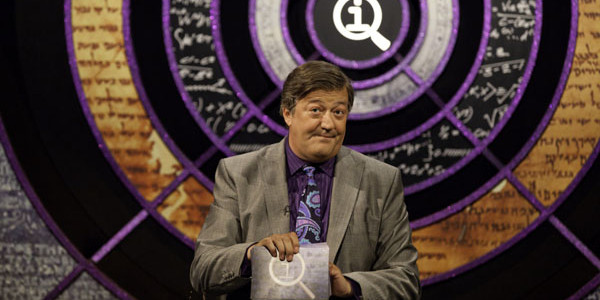 Stephen Fry Bids Adieu as Host of QI
