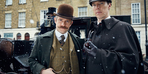 Sherlock: The Abominable Bride: PBS & BBC Set Premiere Date for Special