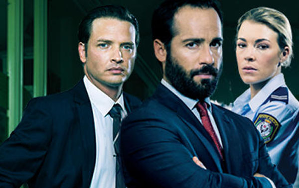 The Principal - Australian TV crime drama/mystery