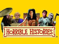 Horrible Histories UK Series