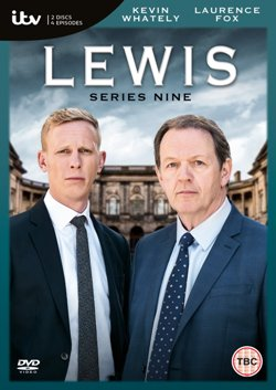 Inspector Lewis Series 9 UK