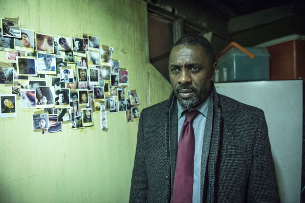 Luther: Season 4: Idris Elba as DCI John Luther