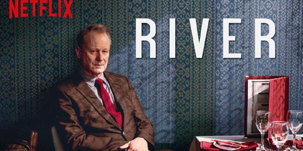 River starring Stellan Skarsgård