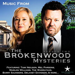The Brokenwood Mysteries Season 2 Soundtrack
