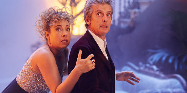 Doctor Who Christmas Special 2015: The Husbands of River Song: Alex Kingston Is Back