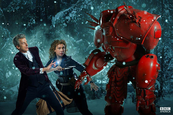 Doctor Who 2015 Christmas Special: The Husbands of River Song