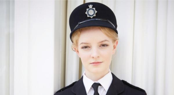 Endeavour: Series 3: Dakota Blue Richards as WPC Shirley Trewlove