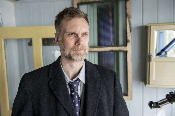 Luther Special: Darren Boyd as DCI Theo Bloom