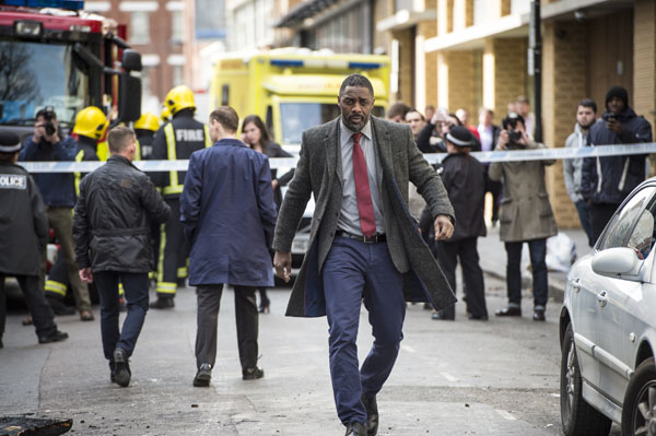 Luther Special: Idris Elba as DCI John Luther