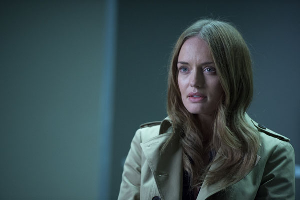 Luther Special: Laura Haddock as Megan Cantor