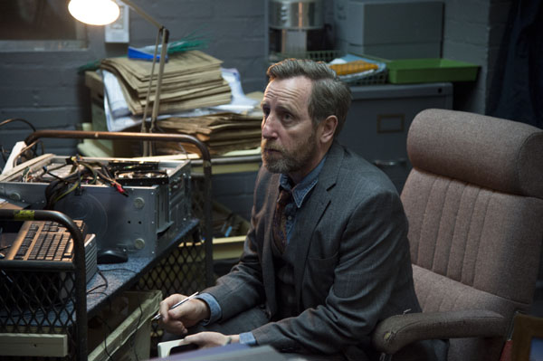 Luther special: Michael Smiley as Benny Silver