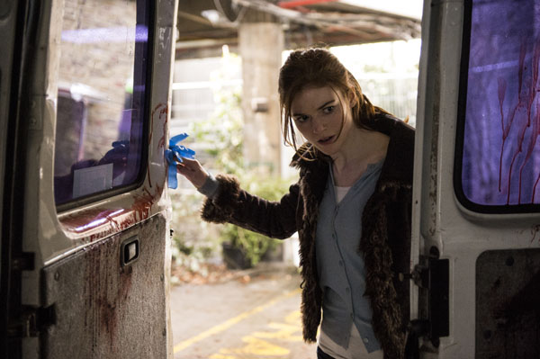Luther special: Rose Leslie as DS Emma Lane