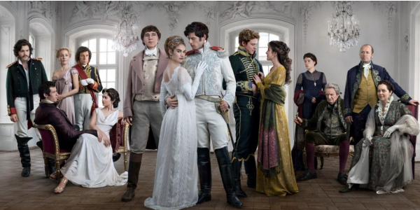 War & Peace on Lifetime, A&E, History channels