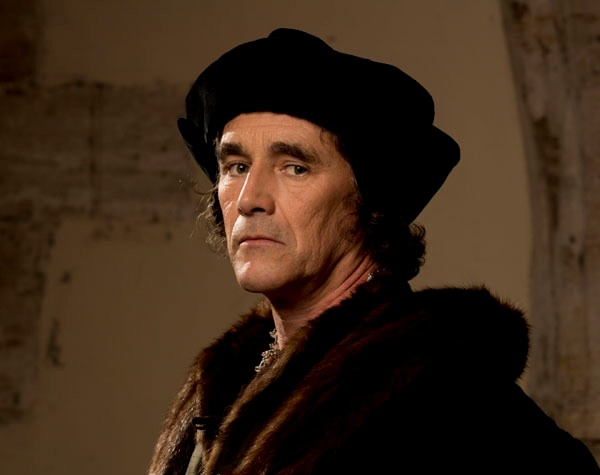 Wolf Hall Mark Rylance as Thomas Cromwell