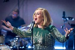 Adele: Live in London