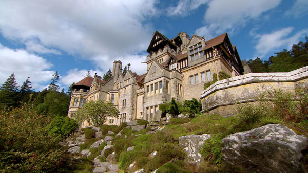 Britain's Hidden Heritage: Cragside House