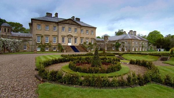 Britain's Hidden Heritage: Dumfries House