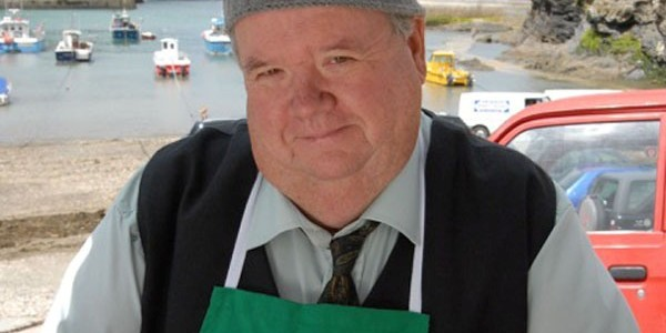 Ian McNeice of Doc Martin