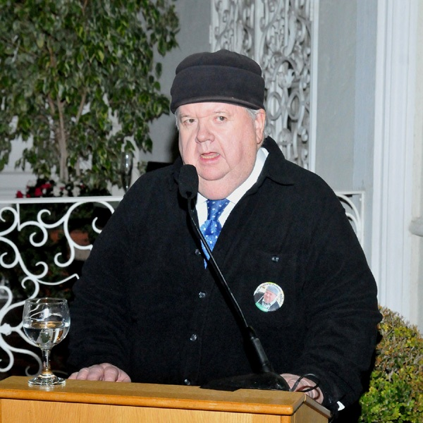 Ian McNeice of Doc Martin at KCET event