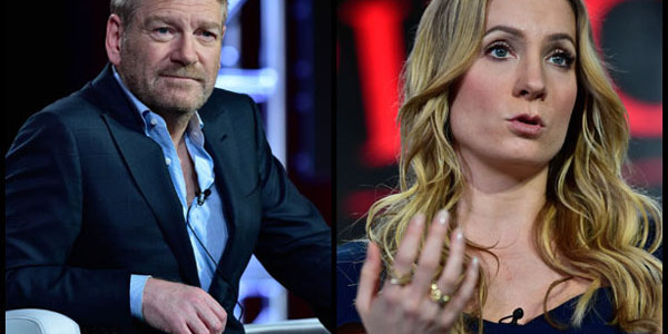 Kenneth Branagh in Final Wallander, Joanne Froggatt in Dark Angel on PBS in 2016