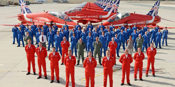 The RAF Red Arrows: Inside the Bubble: Adrenaline-Packed, Must-Watch Documentary