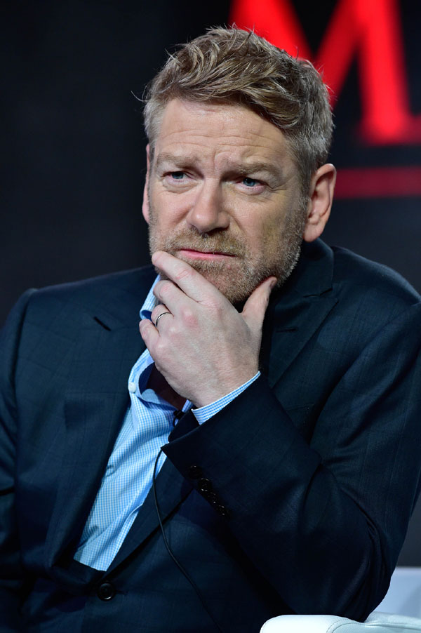 Wallander The Final Season Kenneth Branagh at Winter TCA 2