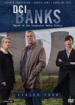 DCI Banks Season 4 DVD