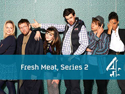Fresh Meat Series 2