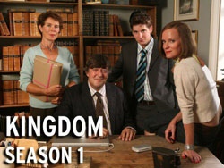 Kingdom starring Stephen Fry