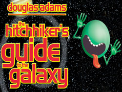 The Hitchhiker's Guide to the Galaxy on Hulu