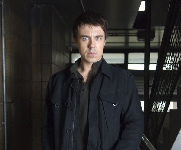 Andrew Buchan as John Mercer in The Fixer
