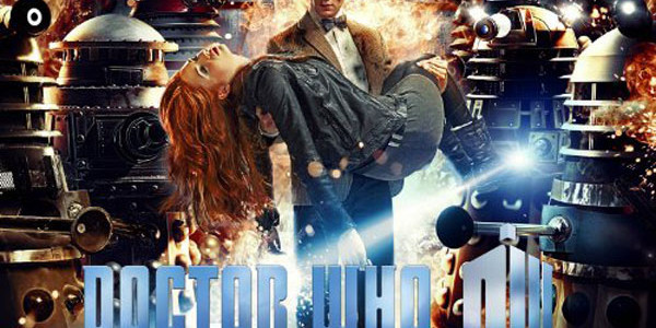 Doctor Who: Now Streaming as an Amazon Prime US Exclusive