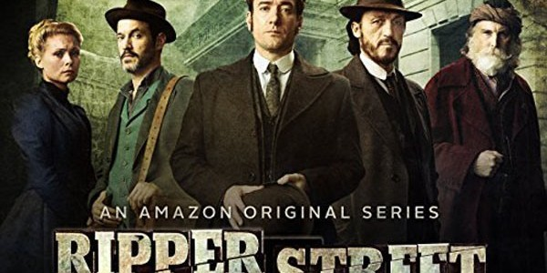Ripper Street: Series 5 of Hit Period Crime Drama to Be the Last