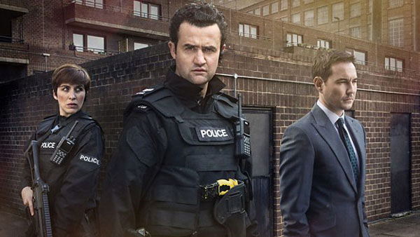 Line of Duty Series 3 McClure Mays Compston