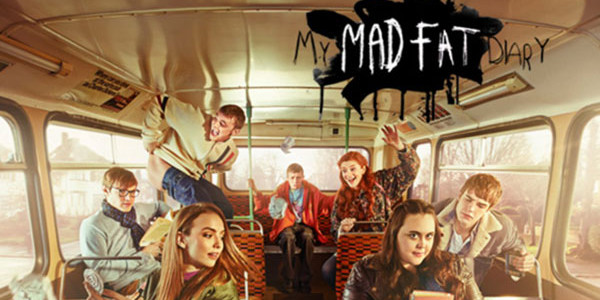 My Mad Fat Diary: Hulu Premieres Awesome Dramedy Today in the US