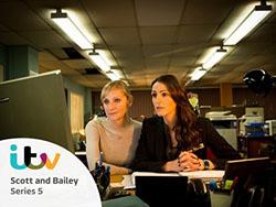 Scott & Bailey: Series 5 (final)
