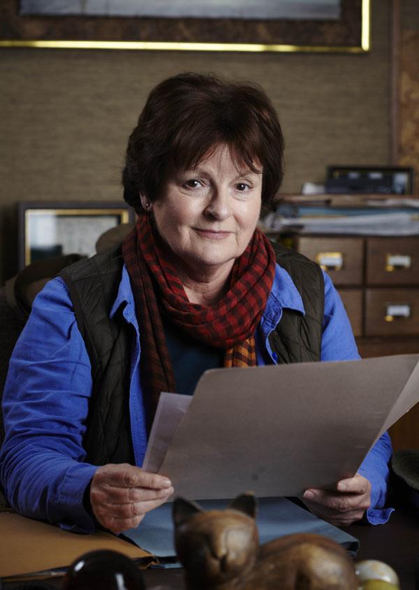 Vera starring Brenda Blethyn