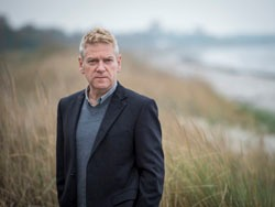 Wallander - Kenneth Branagh as Kurt Wallander