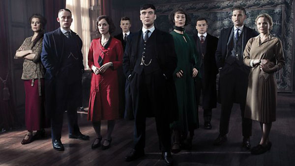 Peaky Blinders Series 3 cast