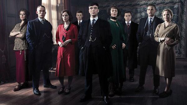 Peaky Blinders Series 3 cast