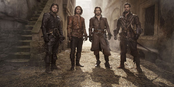 The Musketeers: Season 3 to Premiere in the US Exclusively on Hulu